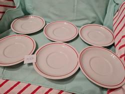 Zsolnay tányér 6 db  16 cm