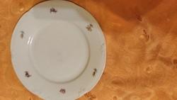 Srasche  barokk tányér 19 cm
