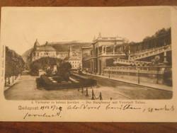 Ganz Antal,1902.: Várbazár és Tabán