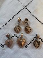 Eladó gyönyörű ezüst Pandora momens charms-ok!