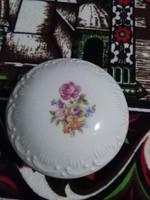 Lippelsdorf porcelán Bonbonier