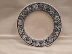 1,-Ft Antik Zsolnay tál/tányér 1880.