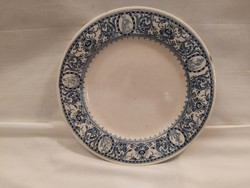 Antik Zsolnay tányér 1880.Hibátlan