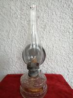 Szép, antik petróleum lámpa