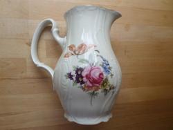 Bernadotte porcelán kancsó kiöntő 1 liter