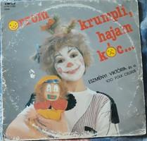 Eszményi Viktória, 100 Folk Celsius – Orrom Krumpli, Hajam Kóc... LP bakelit lemez