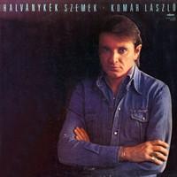 Komár László – Halványkék Szemek bakelit lemez