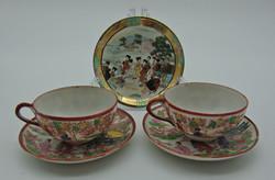 M35 Kínai porcelán csészék - csodálatos gyűjtői darab