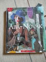 Molnos Péter - Aba-Novák Vilmos nagymonográfia - Kieselbach galéria kiadása