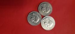 1913 ezüst 2 korona extra állapotba 3 db egyben