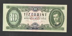 10 forint 1975. UNC!! GYÖNYÖRŰ!!