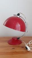 Retro asztali lámpa, katicás lámpa, jelzett ELCO