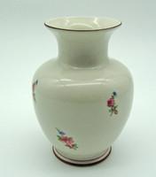 B594 Hollóházi váza - szép hibátlan állapotban