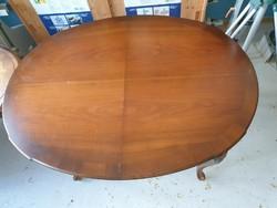 Warrings ebédlőasztal 130x100x75cm és 195cm re nagyobbitható