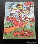 Hahota-pajtás 1987 27. szám magyar képregény