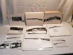 90 db-os fotóanyag fegyverekről , puska