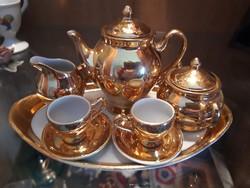 Baba porcelàn teàs készlet