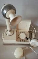 Új nagyon szép formájú retro telefon