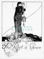 Shakespeare Hamlet illusztráció reprint nyomat J. A. Austen 1922 a többi néma csend zárójelenet vég