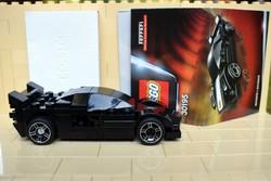 LEGO 30195 FXX  játék auto készlet