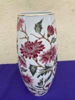 Zsolnay Szivar Váza