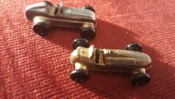 Ferrero Kinder fém versenyautók