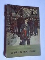 Molnár Ferenc: Pál utcai fiúk ! 1965-ös kiadás !