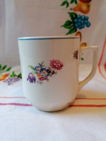 Régi Zsolnay teás vagy kakaós bögre