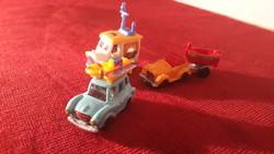 Ferrero Kinder beach autók