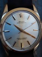 Gyönyörű laparany Rolex 1963-ból