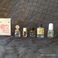 Szuper mini parfümös üvegek