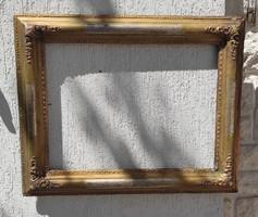 Antik Bíedermeier keret, festménynek, tükör, dekoráció célra