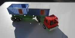 Retro játék kamion Hungarocamion