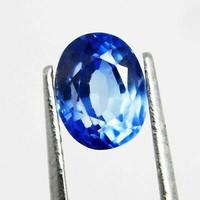 Különleges Aukció! Gyönyörű kék 2.25Ct Zafír tanúsítvánnyal