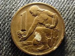Csehszlovákia 1 Korona 1966 (id26202)