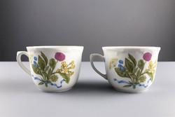 Kahla porcelán teás bögre, 2 darab