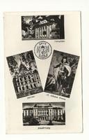 1938  39 Kassa visszatér Képeslap Pécsre Felvidék felszabadulásának emlékére 1938 1939 futott