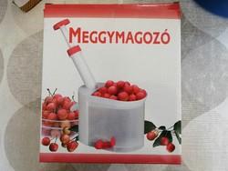 Cseresznye és meggymagozó eszköz