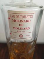 Francia Molinard parfüm 1 literes üvegben