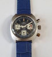Meister-Anker chronograph vintage svájci karóra a legendás minőségű Valjoux 7736 szerkezettel