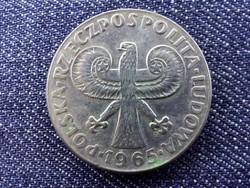Lengyelország 700 éves Varsó 10 Zloty 1965 (id13329)