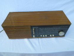 Kapsch Troubadour automatic 6001 régi rádió
