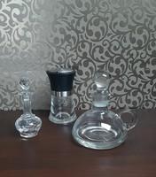 4390 - Üveg fűszertartók