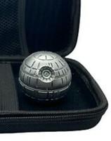 Star wars halalcsillag különleges fém dohany őrlő