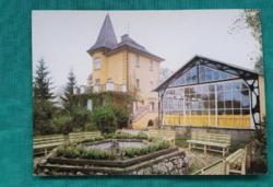 Magyarország,Pilismarót,Dorogi Hőerőmű üdülője,postatiszta képeslap,1986