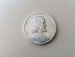 Ezüst Szent István 5 pengő 1938