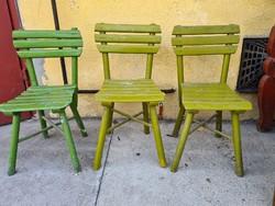Retro gyerek székek