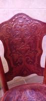 4 db eredeti Thonet szék, melyek Bécsben készültek de az idő nem kímélte őket