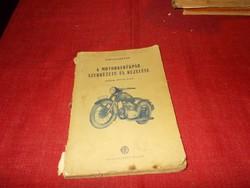 Ternai Zoltán.Motorkerékpár szerkezete és kezelése