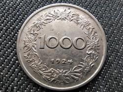 Ausztria 1000 Korona 1924 (id36341)